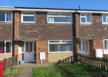 Thumbnail 3 bed terraced house to rent in Meadow Court, Hibaldstow