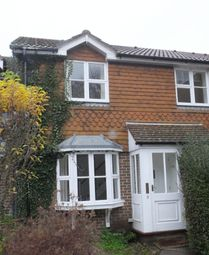 Thumbnail 2 bed terraced house to rent in Court Road, Lewes