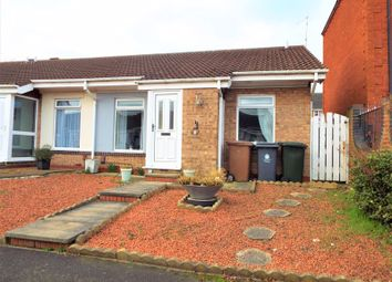 Thumbnail 2 bed bungalow for sale in Brock Farm Court, North Shields