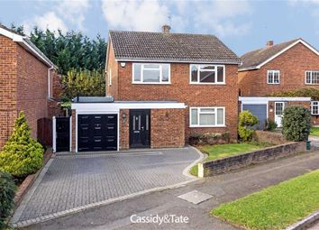 Thumbnail 3 bed detached house to rent in Hawthorn Way, St Albans, Hertfordshire