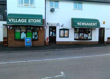 Thumbnail Retail premises for sale in Beaworthy, Devon