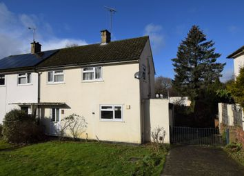 Thumbnail 3 bed semi-detached house for sale in Home Mead Close, Newbury
