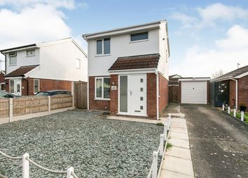 Thumbnail 2 bed detached house to rent in Roseview Crescent, Kinmel Bay, Rhyl
