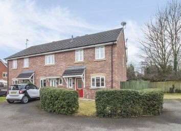 Thumbnail 3 bed terraced house for sale in Acer Way, Rogerstone, Newport