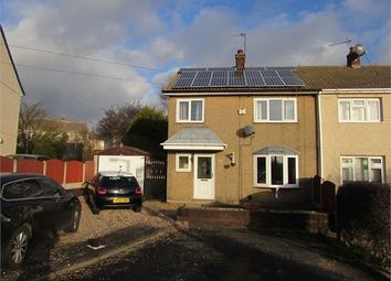 Thumbnail 3 bed semi-detached house to rent in Clayfield View, Mexborough