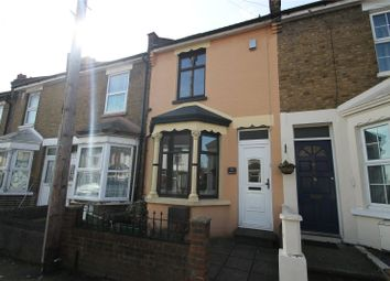 Thumbnail 3 bed terraced house for sale in Bingham Road, Frindsbury, Kent