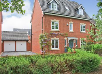 5 bed detached house for sale in Placid Close, Coventry CV4