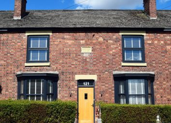 Thumbnail 2 bed terraced house for sale in Shortheath, Swadlincote