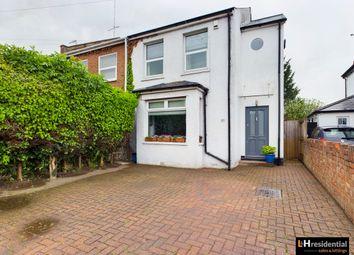Thumbnail 3 bed semi-detached house for sale in Furzehill Road, Borehamwood