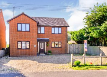 Christchurch, Wisbech, Cambridgeshire PE14. 4 bed detached house
