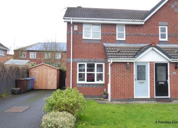 Thumbnail 3 bed semi-detached house to rent in Finchley Close, Bury