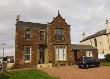 Thumbnail 3 bedroom flat to rent in South Crescent Road, Ardrossan