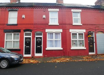 Thumbnail 2 bed terraced house to rent in Wimbledon Street, Liverpool