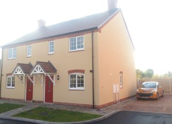 Thumbnail 2 bed semi-detached house for sale in Stoney Yard, Baschurch, Shrewsbury