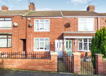 Thumbnail 2 bed terraced house for sale in Hardwick Street, Blackhall Colliery, Hartlepool