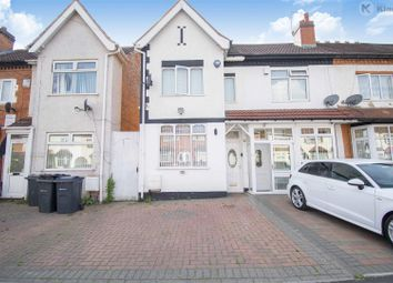 Thumbnail 4 bed end terrace house for sale in Bromyard Road, Sparkhill, Birmingham