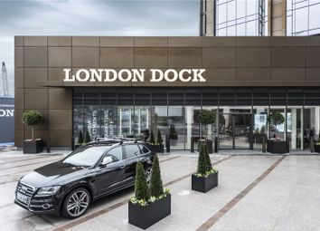 Thumbnail 2 bedroom flat for sale in London Dock, Wapping, London