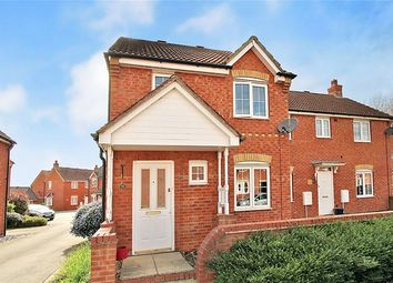 Thumbnail 3 bed semi-detached house for sale in The Glebe, Clapham, Bedfordshire