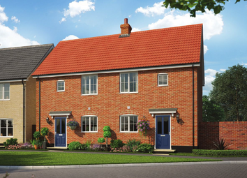Thumbnail 3 bed semi-detached house for sale in Colne Gardens, Off Robinson Road, Colchester, Essex