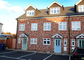 Thumbnail 3 bed terraced house for sale in Mill Road, Aveley, South Ockendon, Essex