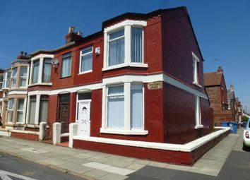 Thumbnail 3 bed end terrace house to rent in Pensarn Road, Old Swan, Liverpool