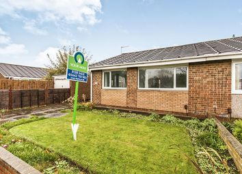 Thumbnail 1 bed bungalow for sale in Marion Avenue, Eaglescliffe, Stockton-On-Tees