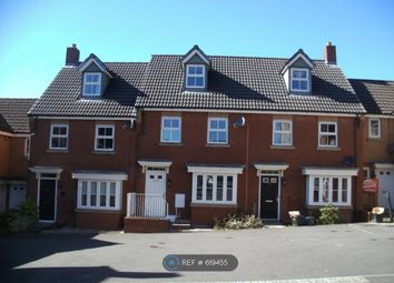 Thumbnail 3 bed terraced house to rent in Longacres, Bridgend