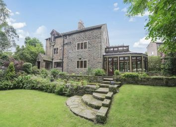 Thumbnail 5 bed detached house for sale in Simmondley, Glossop