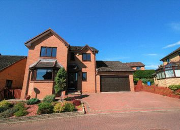 Thumbnail 4 bed detached house for sale in Mote Hill, Hamilton, South Lanarkshire
