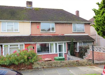 Thumbnail 2 bedroom terraced house to rent in Vicarage Gardens, St Budeaux