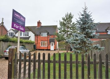 Thumbnail 2 bed semi-detached house for sale in Northfields, Newbury
