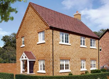 "Thumbnail 4 bedroom detached house for sale in ""The Shrewsbury"" at Boughton Road, Moulton, Northampton"