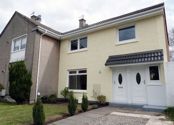 Thumbnail 3 bedroom end terrace house for sale in Wingate Drive, Calderwood, East Kilbride