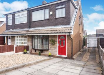3 bed semi-detached house for sale in Radstock Grove, St. Helens WA9