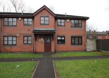 Thumbnail 1 bed flat to rent in Longford Place, Victoria Park, Manchester
