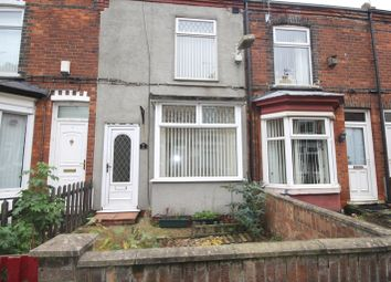 Thumbnail 2 bedroom terraced house to rent in Rosedale, Hull