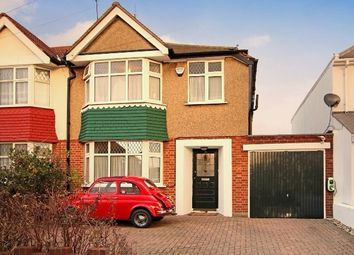 Thumbnail 3 bed semi-detached house for sale in The Avenue, Harrow