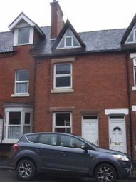 Thumbnail 3 bed terraced house to rent in Portland Street, Leek, Leek
