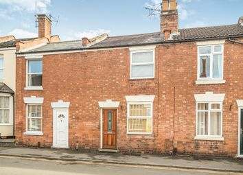 Thumbnail 2 bed terraced house for sale in Cherry Street, Warwick