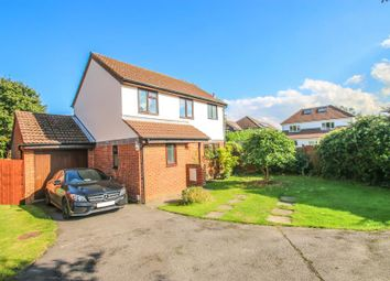 Thumbnail 3 bed detached house to rent in Manston Road, Burpham, Guildford