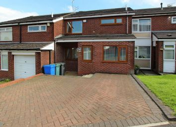 Thumbnail 3 bedroom mews house for sale in Tintern Avenue, Whitefield, Manchester