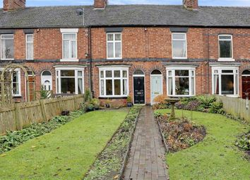 Thumbnail 2 bed terraced house for sale in North Crofts, Nantwich