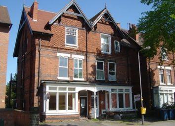 Thumbnail 1 bedroom flat to rent in Top Floor, 29, Fox Road, West Bridgford