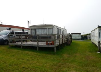 Thumbnail 3 bedroom mobile/park home for sale in West Angle Bay Caravan Park, Angle