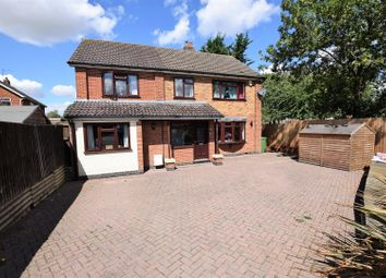 Thumbnail 5 bed detached house for sale in Princess Avenue, Oakham