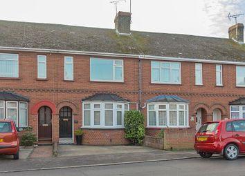 Thumbnail 2 bed terraced house to rent in Staplehurst Road, Milton Regis, Sittingbourne