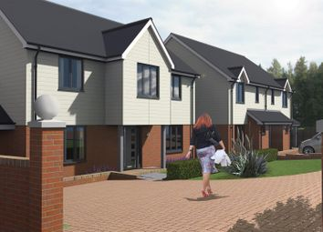 Thumbnail 4 bed detached house for sale in Eythorne Road, Shepherdswell, Dover