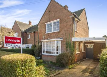 Thumbnail 3 bedroom semi-detached house for sale in Iliffe Avenue, Oadby, Leicester