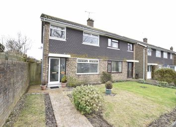 Thumbnail 3 bedroom property to rent in Gainsborough Crescent, Eastbourne, East Sussex