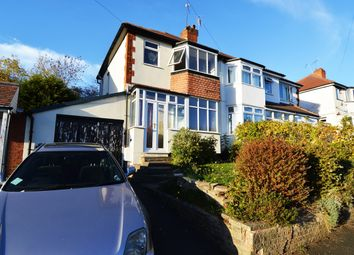 Thumbnail 3 bed semi-detached house to rent in Partons Road, Kings Heath, Birmingham
